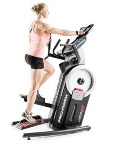 ProForm Cardio HIIT Elliptical Trainer2