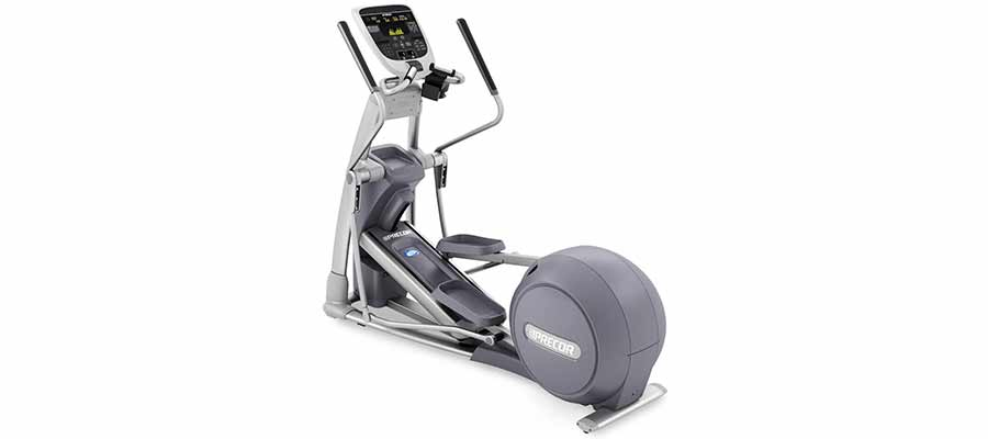Precor Brands Elliptical Machines