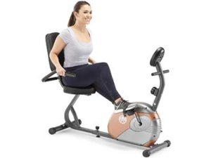 Marcy ME-709 Magnetic Resistance Recumbent Exercise Bike