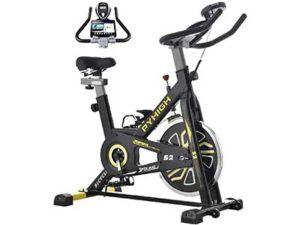 PYHIGH Indoor Cycling Bike Stationary Exercise Bike