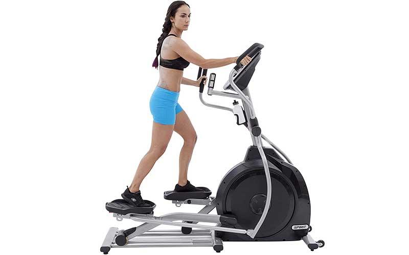 Captiva Elliptical Trainer Machine