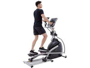 Spirit Fitness XE295 Elliptical 2
