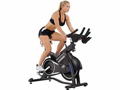 Sunny Health & Fitness ASUNA 7150 Minotaur Exercise Bike