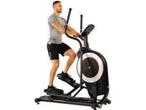 Sunny Health & Fitness Electric Eliptical Trainer Elliptical Machine
