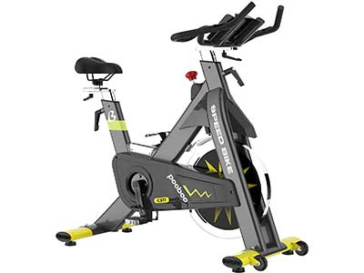 pooboo Indoor Exercise Bike Commercial Stationary Bike