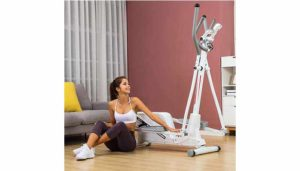 RONSE Elliptical Trainer Machine