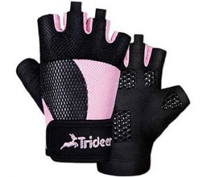 Trideer Workout Gloves for Women